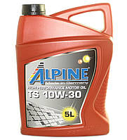 Масло моторное Alpine TS 10W-30 полусинтетическое 5л