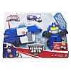 Чейз с прицепом- клешнями Боты Спасатели, Hasbro Playskool Heroes
