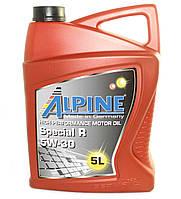 Масло моторное Alpine Special R 5W-30 синтетическое 5л