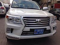 Тюнинг обвес Toyota Land Cruiser 200 (Стиль Lexus LX 570)