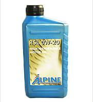 Масло моторное Alpine RSL 0W-20 синтетическое 1л