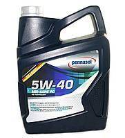 Масло моторное Pennasol 5W-40 Mid Saps PD синтетическое 5л