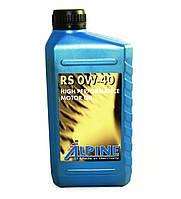Масло моторное Alpine RS 0W-40 синтетическое 1л