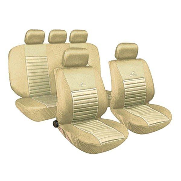 Чехлы на сиденья MILEX Tango AG-24016/B 2пер+2задн