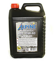 Масло моторное Alpine RST 15W-40 минеральное 5л