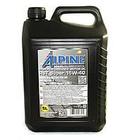 Масло моторное Alpine RST Super 15W-40 минеральное 1л