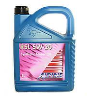 Масло моторное Alpine RSL 5W-20 синтетическое 5л
