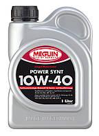 Масло моторное Meguin 10W-40 Power Synt полусинтетическое 1л