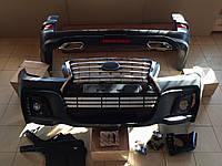 Тюнинг обвес Toyota Land Cruiser 200 WALD