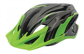 Шлем Spelli SBH-4000-L Черно-Зеленый