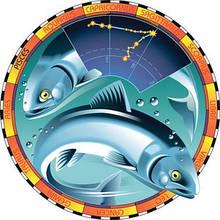 Постеры-знаки зодиака Рыбы