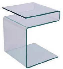 Фигурный журнальный столик Epi
