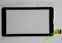Сенсор,тачскрин FPC-070037-V2 3G 184х104мм black, черный
