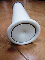 Припливне стіновий клапан КПС - 125 для топкової, фото 1