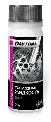 Тормозная жидкость DAYTONA HEAVY DUTY DOT 4, 70г