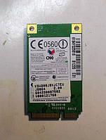 160 Wi-Fi RealTek RTL8187B 802.11 b/g Mini PCI-Express 54 Mbps модуль для ноутбука