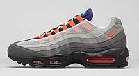 Кроссовки женские Nike Air Max 95 Grey/Multicolor