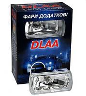 Дополнительные фары противотуманные DLAA 555 W H3-12V-55W/100*48mm