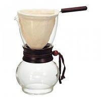Заварник Hario Drip Pot 240 ml (DPW -1)