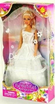 Кукла Lucy Defa невеста 8065, фото 1