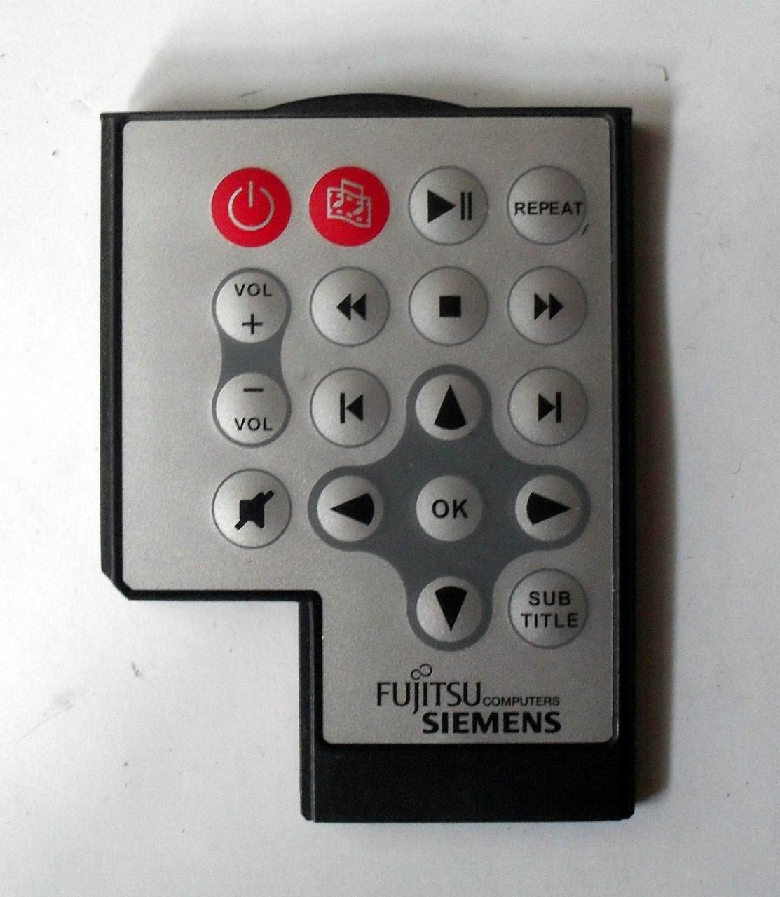 191 Пульт ПДУ Fujitsu-Siemens A1667G M1437G M3438G - RC106