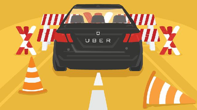 В Абу-Даби водители Uber арестованы, сервис такси приостановлен, и никто не знает причину. Uber - отрицательные отзывы