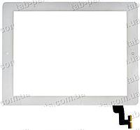 Apple iPad 2 белый  емкостной тачскр