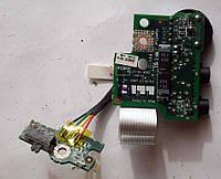 182 Аудио плата + кнопка Wi-Fi Toshiba M30X M35X - LS-2463 LS-2464 EAL20