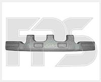 Абсорбер бампера заднего на Hyundai Accent,Хундай Акцент 06-10