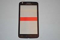 Оригинальный тачскрин / сенсор (сенсорное стекло) для Motorola Atrix 4G MB860 MB861 ME860 (черный, самоклейка)