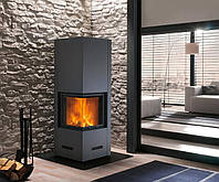 DOVER 8 кВт - Печь на дровах Piazzetta Италия, фото 1