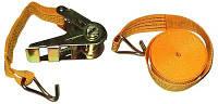 Ремень стяжной грузовой 3T х47мм х12м ST-213D-12 OR Стяжка груза автомобильная для крепления грузов