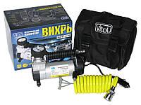 Автомобильный компрессор Вихрь КА-В12170 100psi/12Amp/27 автомобильный насос для подкачки шин от прикуривателя