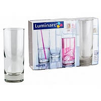 Luminarc Islande Набор стаканов высоких 220мл-3шт, 154052, /П1