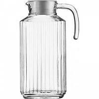 Luminarc Quadro Кувшин  с крышкой для холодных напитков 1,1л, 18608, /П1