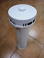 Приточный стеновой клапан  КИВ - 125 для жилых комнат