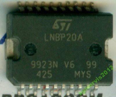 Микросхема LNBP20A HSOP-20, фото 2