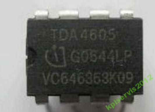 Мікросхема TDA4605 DIP-8, фото 2