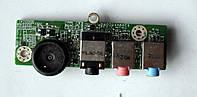 152 Аудио разъемы Acer Aspire 4220 4520 4220G 4520G - DA0Z03AB6E0