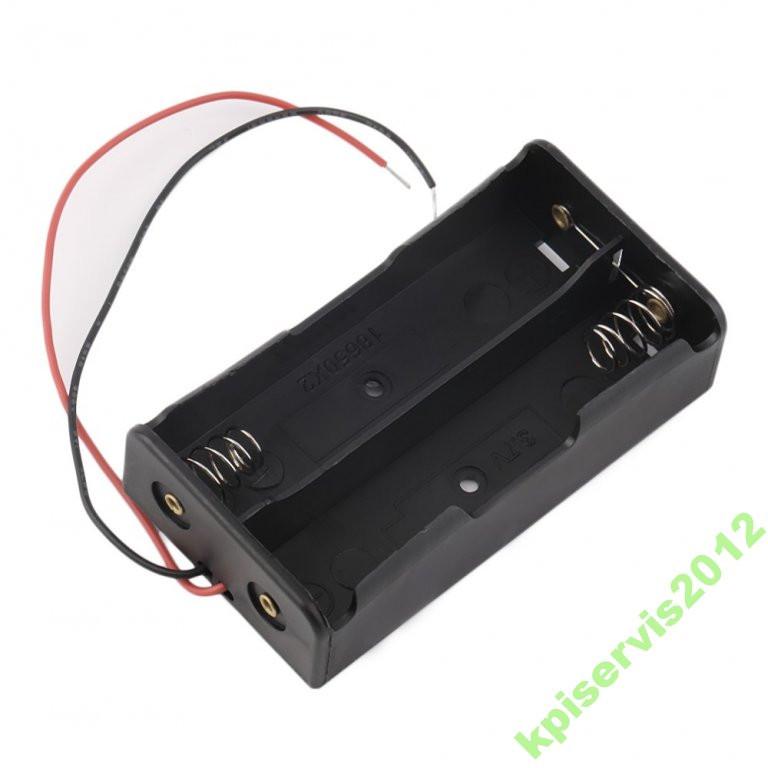 Контейнер для зарядки аккумуляторов 18650