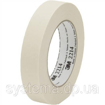 Scotch® 2214 - универсальная маскирующая лента, 66°С (малярная лента), 50х0,14 мм, рулон 50 м