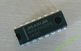 Микросхема MAX232CPE MAX232 DIP-16