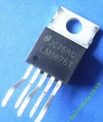 Мікросхема LM1875T, фото 2