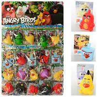 Игровые фигурки Angry birds, пищалка, 26107