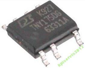 Микросхема TNY175DG TNY175 SOP7 в ленте, фото 2