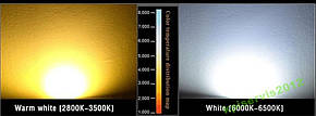LED светодиод SMD 5730 теплый/холодный , фото 2