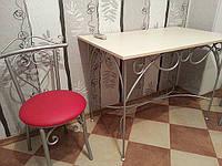 Кованый стол арт.м 12, фото 1