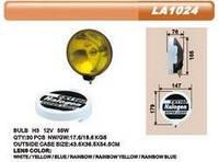 Дополнительные фары противотуманные DLAA LA-1024 W /d=147mm/крышка (2шт)