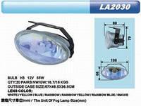 Дополнительные фары противотуманные DLAA 2030 RY
