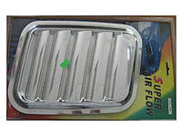 Накладки декор. пластик 801 chrome с подсветкой